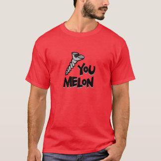 Camiseta Parafuse-o melão