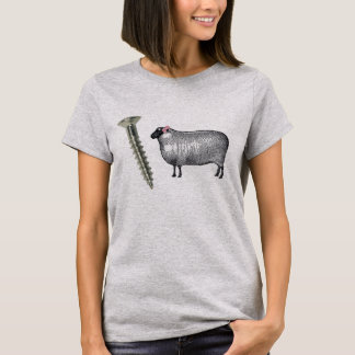 Camiseta Parafuse-o Rebus engraçado