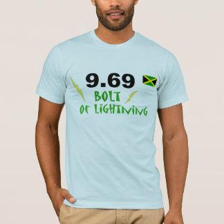 Camiseta parafuso 9,69 de relâmpago -