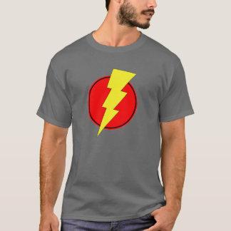 Camiseta Parafuso de relâmpago
