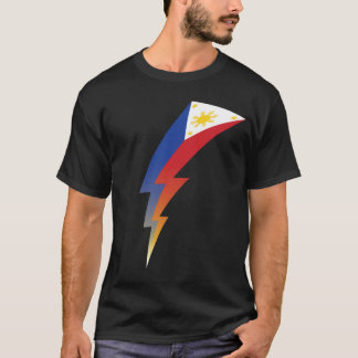 Camiseta Parafuso de relâmpago (Filipinas)