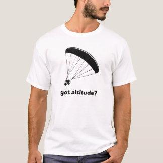 Camiseta paraglider, obtido a altura?