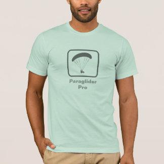 Camiseta Paraglider pro (logotipo cinzento)