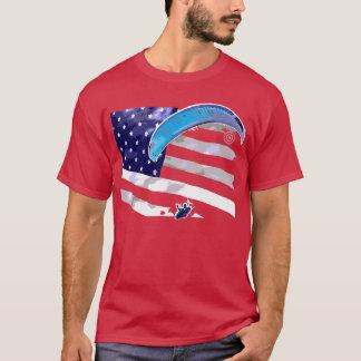 Camiseta PARAGLIDING U.S.A pontocentral