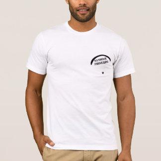 Camiseta Parapente extremo sem logotipo de CSCC