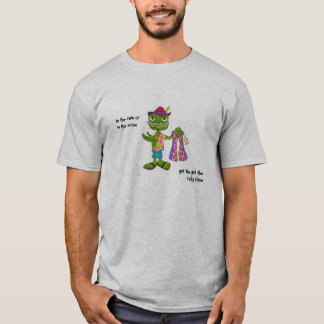 Camiseta PaRappa o t-shirt do rapper