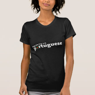 Camiseta Parcialmente português