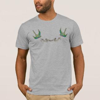 Camiseta pardal