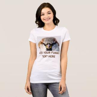 Camiseta Pardal sério