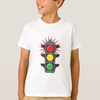 Camiseta Pare a luz