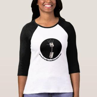 Camiseta Pare a mão da armadura de Montreal do movimento