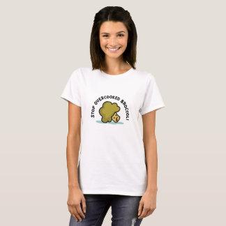 Camiseta Pare brócolos Overcooked