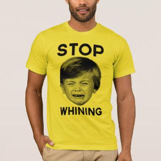 Camiseta Pare de lamentar-se