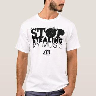 Camiseta Pare de roubar meu T da música