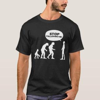Camiseta Pare de seguir-me!