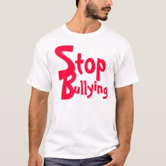 Camiseta Pare de tiranizar o t-shirt