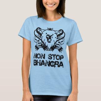 Camiseta Pare não o logotipo de Bhnagra (clássico)