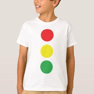 Camiseta pare o ícone claro