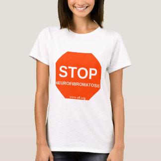 Camiseta PARE o neurofibromatosis