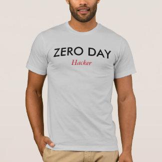Camiseta Pare o t-shirt zero dos cabouqueiros do dia