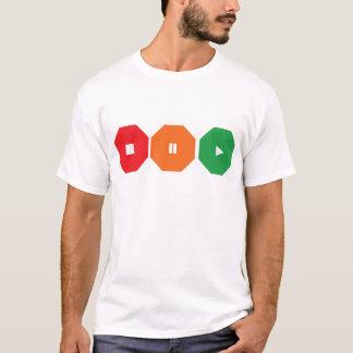 Camiseta Pare, pause, vá!