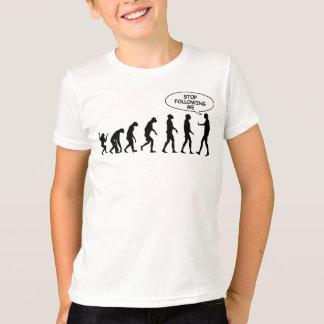 Camiseta Pare seguinte campainha dos miúdos