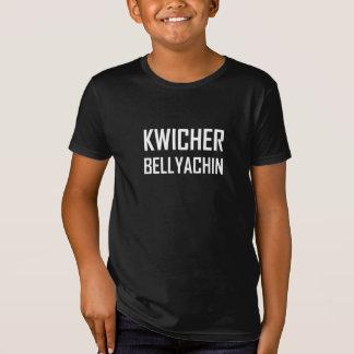 Camiseta Pare sua dor da barriga engraçada