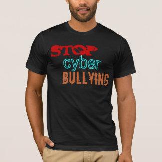 Camiseta Pare tiranizar do Cyber