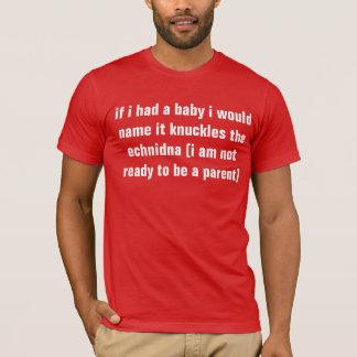 Camiseta parentalidade