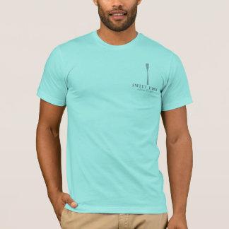 Camiseta Paris doce Creperie - Tshirt dos homens