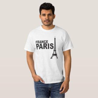 Camiseta Paris, France - t-shirt.