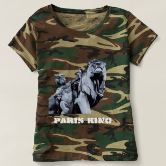 CAMISETA PARIS KING