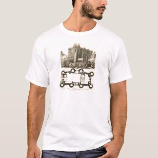 Camiseta Paris, memórias do dia de Bastille