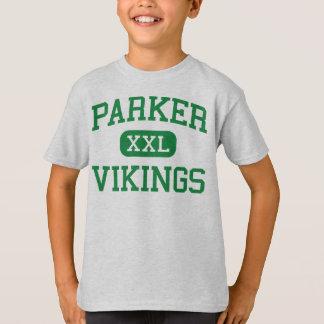 Camiseta Parker - Viquingues - altos - Janesville Wisconsin
