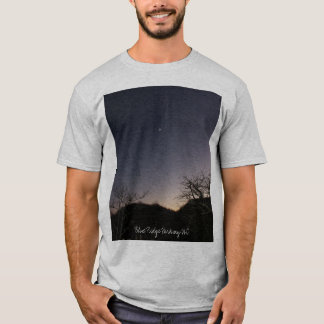 Camiseta Parkway azul N.C. de Twilite Ridge