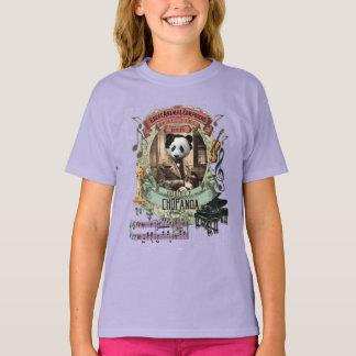 Camiseta Paródia animal de Chopin do compositor de Frederic