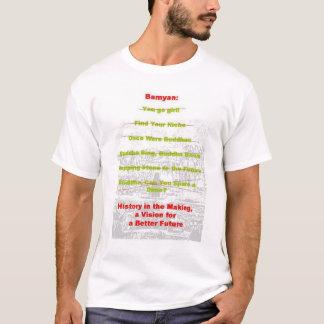Camiseta Paródia da visão de Bamyan