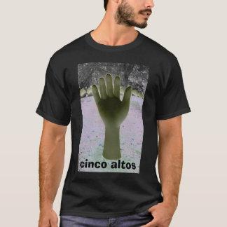 Camiseta parque 055, altos do cinco