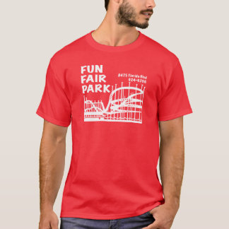 Camiseta Parque da feira de divertimento!