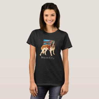 Camiseta Parque da opinião das minas, cidade de Baguio -