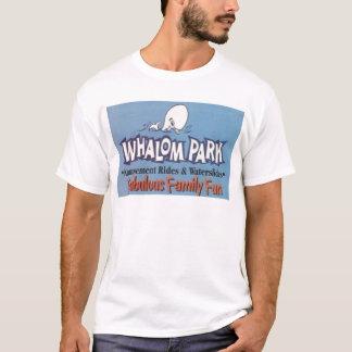 Camiseta Parque de diversões do parque de Whalom