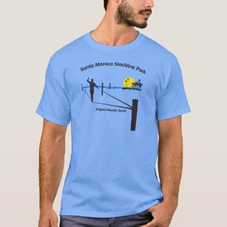 Camiseta Parque de Santa Monica Slackline