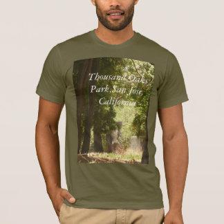 Camiseta Parque de Thousand Oaks, San Jose, Califórnia