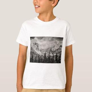 Camiseta Parque de Yosemite no inverno
