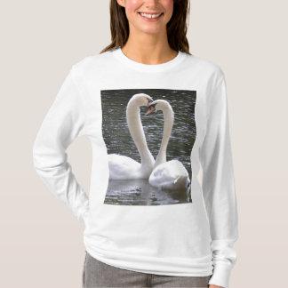 Camiseta Parque do lago water da esperança da paz do amor