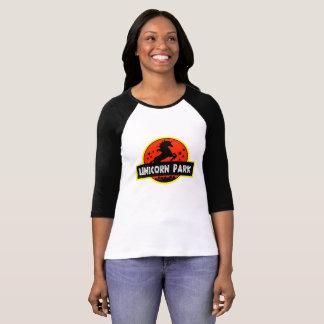 Camiseta Parque do unicórnio
