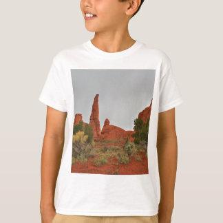 Camiseta Parque estadual da bacia de Kodachrome, Utá 2