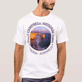Camiseta Parque nacional de Campbell do porto (c)
