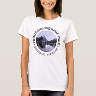 Camiseta Parque nacional de Fiordland