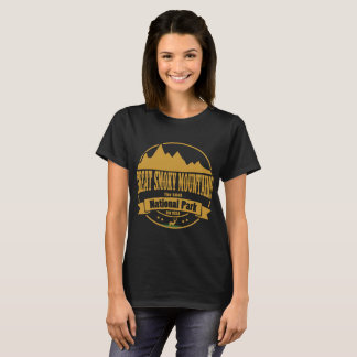 CAMISETA PARQUE NACIONAL DE GREAT SMOKY MOUNTAINS